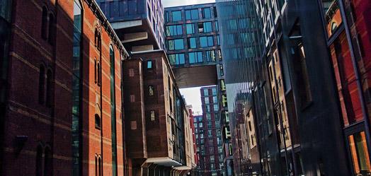 Moderní Amsterdam