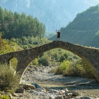 Starý římský most