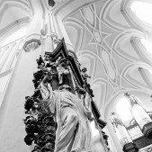 Kutná hora - Katedrála Nanebevzetí Panny Marie