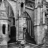 Opěrný systém Chrámu sv. Barbory