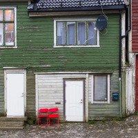 V  Bergenu se naučíte fotit za deště :)
