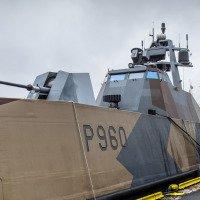 Stealth norského námořnictva
