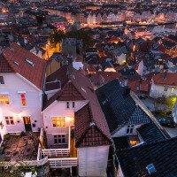 Bergen po setmění
