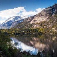 Jezero u Eidfjordu
