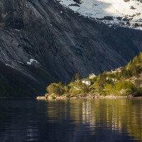 Bydlení ve fjordu