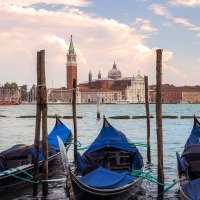 Výhled na San Giorgio Maggiore