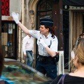 Akční policistka