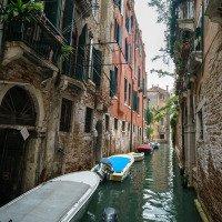 Benátky nabízí spoustu fotogenických zákoutí