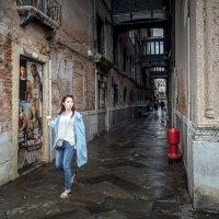 Benátky jsou ideální místo na streetphoto