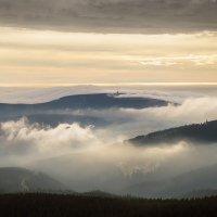 Výhled na Černou horu