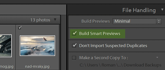 import-smart-previews