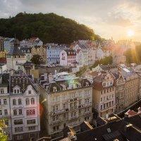Při ubytování v ulici Na vyhlídce máte Karlovy Vary jako na dlani