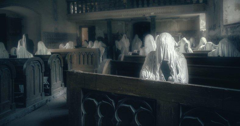 Kostel duchů - Luková
