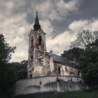 Kostel sv. Jiří v Lukové