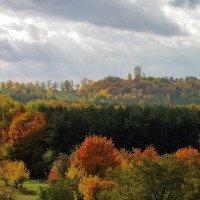 Podzimní lesopark
