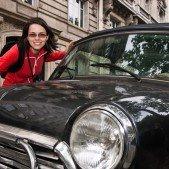 V Paříži je britský Mini v módě