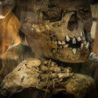 Peruánská mumie
