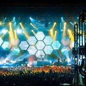 Strhující audiovizuální show v podání Muse; nejdražší kapely v historii RfP