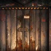 Dveře nákladního výtahu