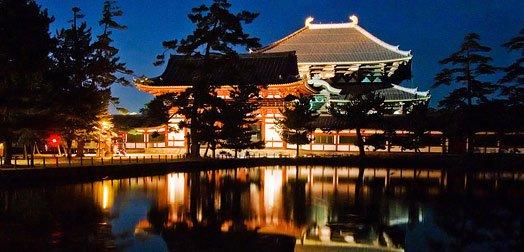 Nara chrámy