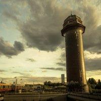 Ostkreuz - vodárenská věž