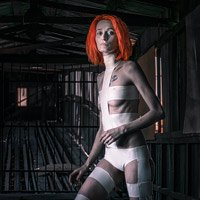Inspired by The Fifth Element - cult sci-fi movie with Bruce Willis and Milla Jovovich