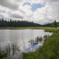 Rolavský rybník si taky zahrál v seriálu Rapl.