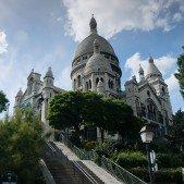 Katedrála Sacre-Coeur
