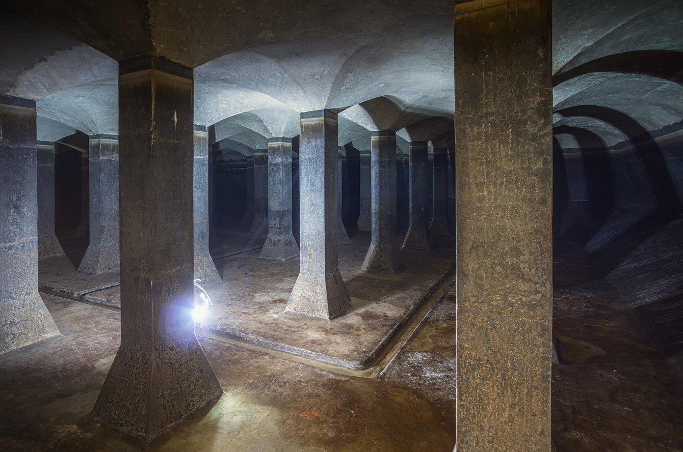 Podzemní chrám
