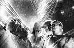 """Stroboskopické osvětlení je dobré k vytvoření """"psycho"""" efektu"""