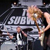 The Subways, vysoce energická kytarovka