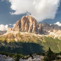 Výhled na Tofana di Rozes