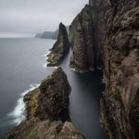 Nedaleko od útesu Traelanípa