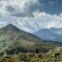 cestou na Monte Averau