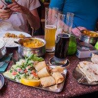 V Berlíně najdete na jedné ulici restaurace z celého světa